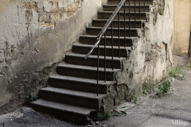 По ту сторону: Прогулка по одесским дворикам. Зображення № 4.