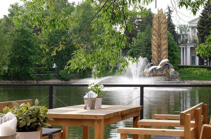 На ВДНХ открылось кафе «Лето» . Изображение № 6.