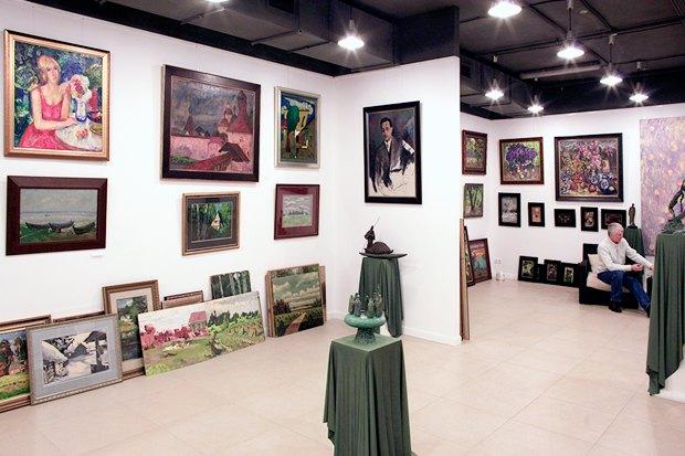 На Саввинской набережной открывается художественный центр. Изображение № 5.