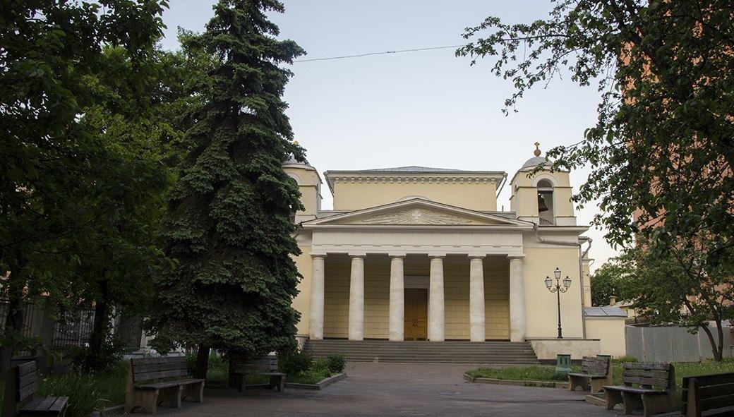 Римско-католический храм святого Людовика. Изображение № 79.