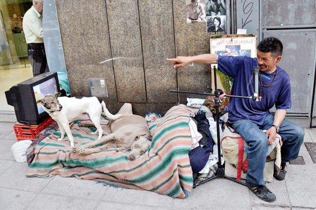 Латинский квартал: Как жители Буэнос-Айреса отомстили за бездомного. Изображение №1.