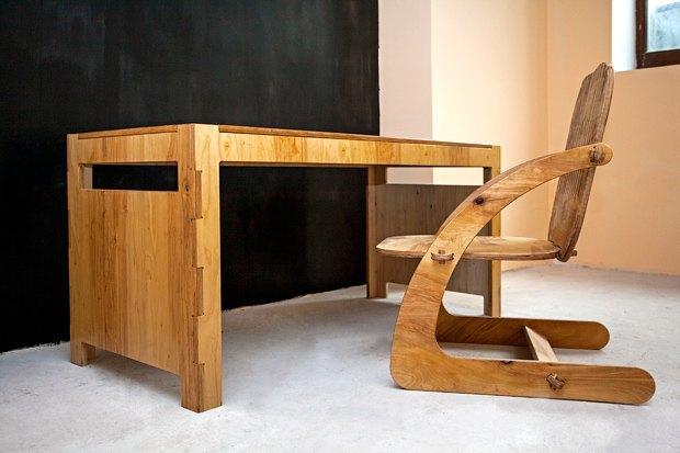 Сделано в Киеве: Мебель HovART Workshop. Зображення № 1.