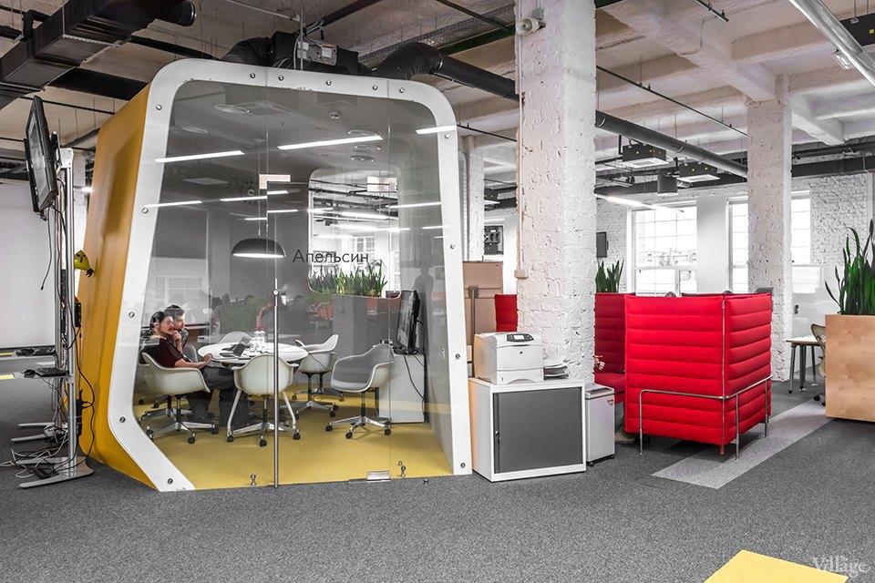 Интерьер недели (Москва): Офис «Яндекса» в БЦ «Строганов». Изображение № 19.