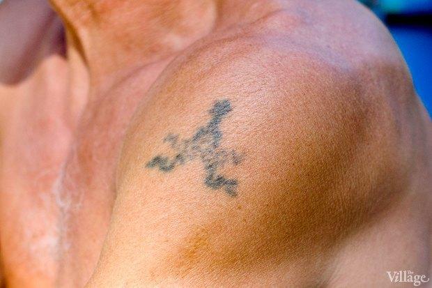 Колко-место: Завсегдатаи Гидропарка — о своих татуировках. Изображение № 2.