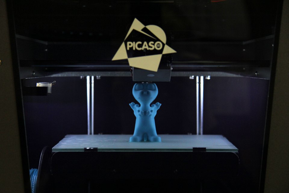 Как наладить производство  3D-принтеров в Москве. Изображение № 2.