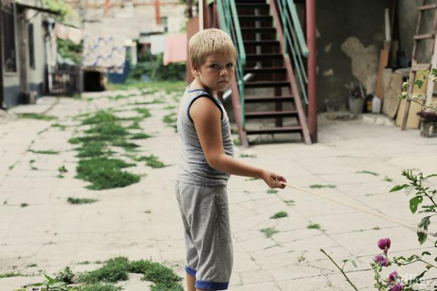 По ту сторону: Прогулка по одесским дворикам. Зображення № 55.