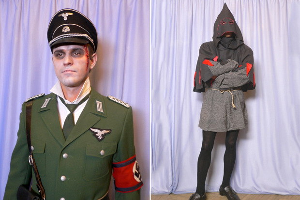 Костюм военного на хэллоуин