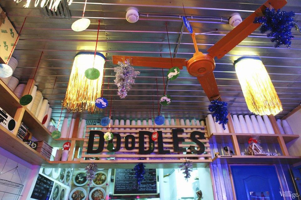 Фоторепортаж: Новогодние интерьеры ресторанов и кафе . Изображение № 18.