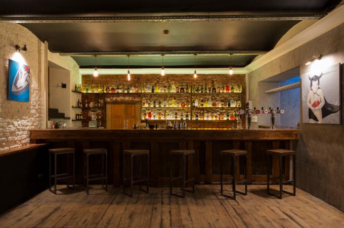 На месте «Мастерской» открывается бар Backyard de Moscou. Изображение № 3.