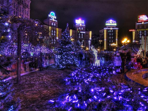 В декабре центр Киева украсят иллюминацией. Зображення № 5.