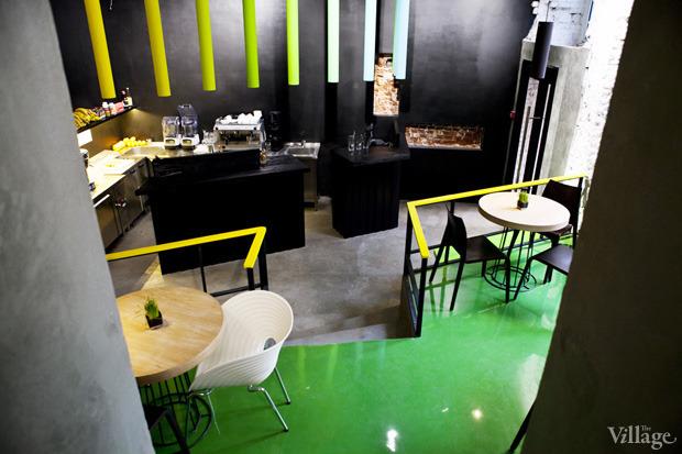 Новое место: Вегетарианское кафе Fresh. Изображение № 6.