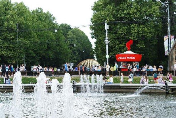 В парке «Сокольники» открылась кофейня Julius Meinl. Изображение № 1.