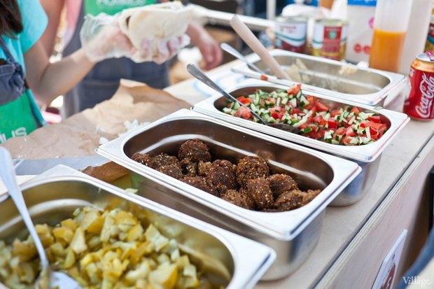Ресторан Black Thai, фалафельная Holynoot, кафе The Hummus и четвёртый киоск «Пян-сё». Изображение № 2.