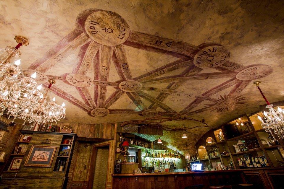 Ресторан ибар Mitzva bar. Изображение № 15.