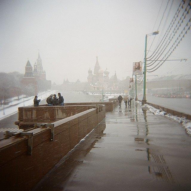 Камера наблюдения: Москва глазами Варвары Лозенко. Изображение № 13.