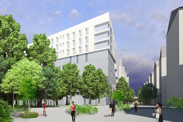 10 проектов квартала около Витебского вокзала . Изображение № 6.