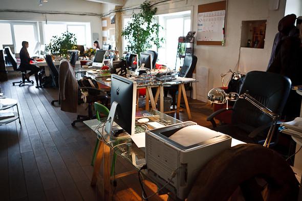 Офис недели: «Лофт Проект Этажи» (Петербург). Изображение № 3.