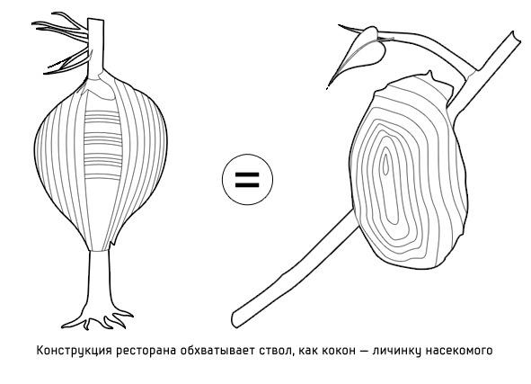 Дизайн от природы: Ресторан-кокон и «тунцовая» электростанция . Изображение №2.
