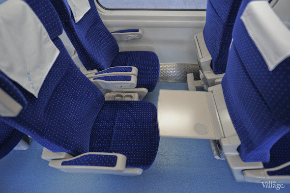 Фоторепортаж: Поезд Hyundai готовится к первому рейсу. Зображення № 2.