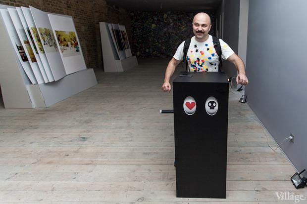 В Киеве открылась выставка Эдика Катыхина «Зеркало души». Зображення № 8.