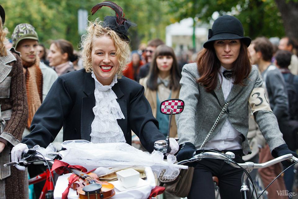 С твидом на город: Участники велопробега Tweed Ride о ретро-вещах. Изображение №39.