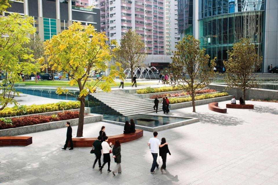 Как выглядят общественные пространства вГонконге, Бильбао идругих городах мира. Изображение № 8.