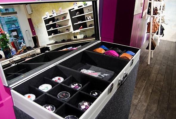 В Киеве открылся главный магазин сети Helen Marlen 2. Зображення № 9.