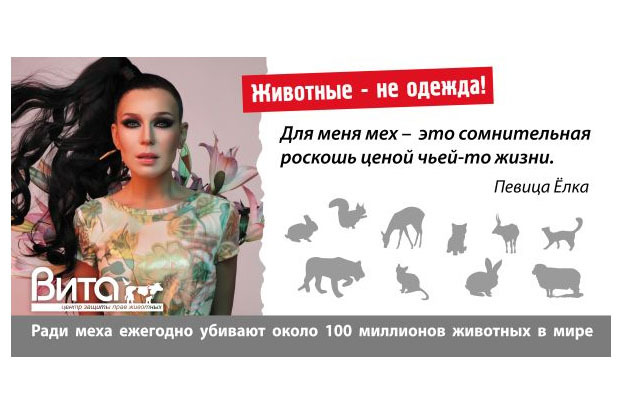 В Петербурге появилась социальная реклама за права животных. Изображение № 4.