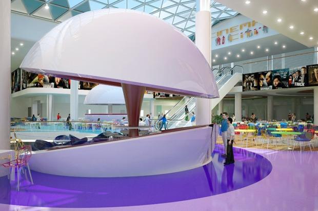 В ноябре откроют первую очередь Ocean Plaza. Изображение № 3.