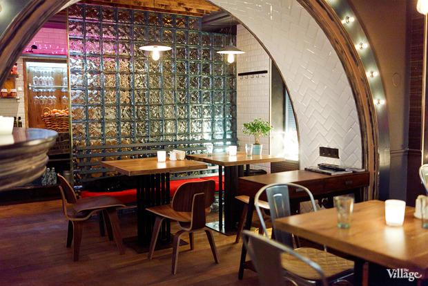 Новое место (Петербург): Ресторан-бар «Путанеска». Изображение № 31.