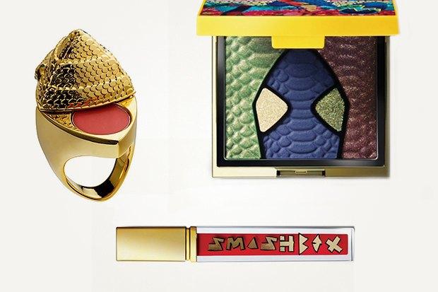 Бальзамы Carmex, кремы Lancaster, наклейки для ногтей Smashbox. Изображение № 8.