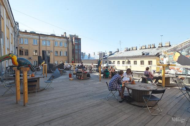 Зов улиц: 7 террас на крыше. Изображение № 5.