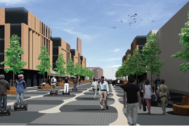 10 проектов квартала около Витебского вокзала . Изображение № 39.