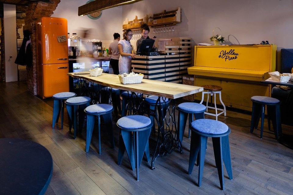 Кафе «Укроп» наВасилеостровской . Изображение № 9.