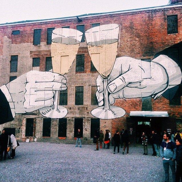 Биеннале Manifesta10 вснимках Instagram . Изображение № 14.