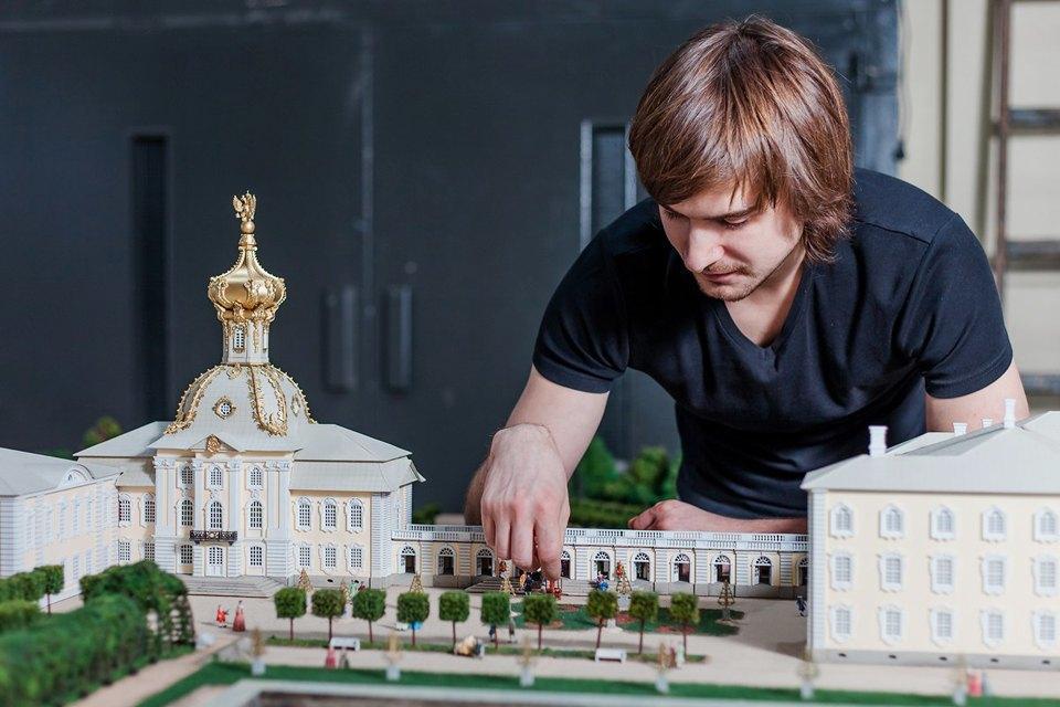 Как строят макет исторического Петербурга. Изображение № 7.