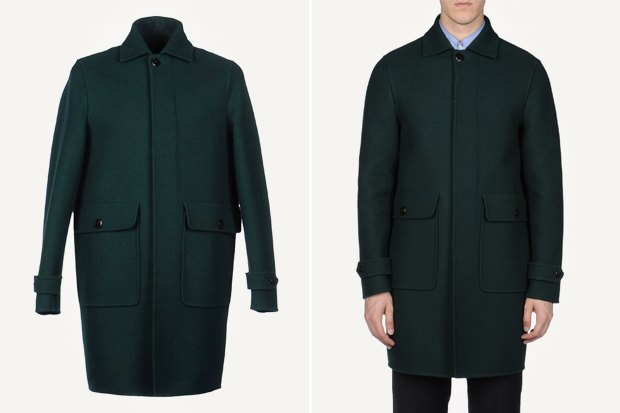 Где купить мужское пальто: 9вариантов от 4до 55тысяч рублей. Изображение № 9.