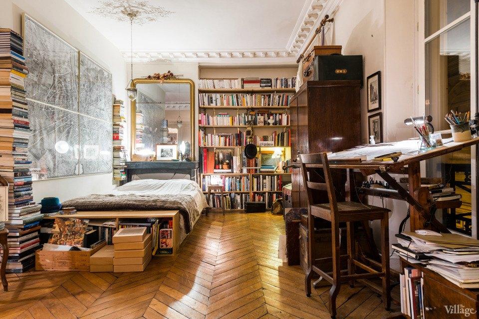 Квартиры мира: Париж. Изображение №7.