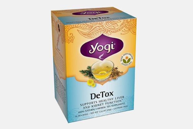 Чай-детокс Yogi Tea, 268 рублей. Изображение № 4.