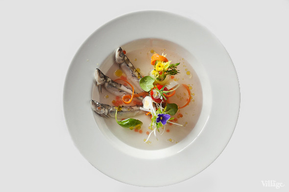 Сезонное меню: Корюшка в ресторанах Петербурга . Изображение № 5.