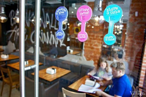Новое место: Кафе Conversation. Изображение № 6.