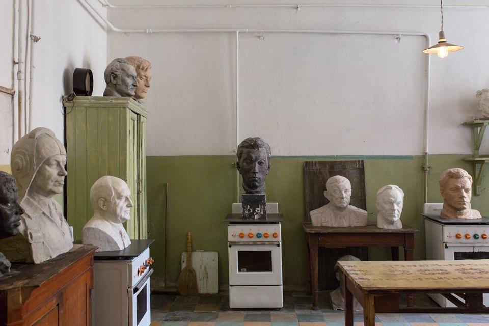 Музей Бродского «Полторы комнаты» накануне открытия. Изображение № 2.
