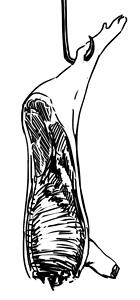 Части тела: Из чего сделаны стейки в ресторанах. Изображение №7.