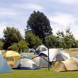Camp Sweden: Шведские болельщики в кемпинге на Трухановом острове. Зображення № 5.