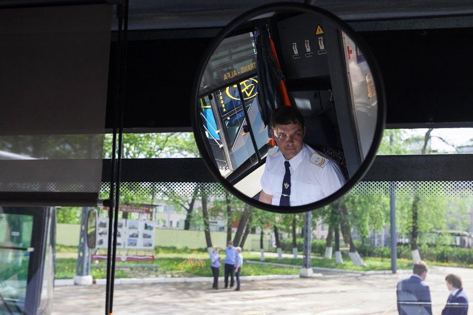 Троллейбусы будущего савтономным ходом. Изображение № 7.