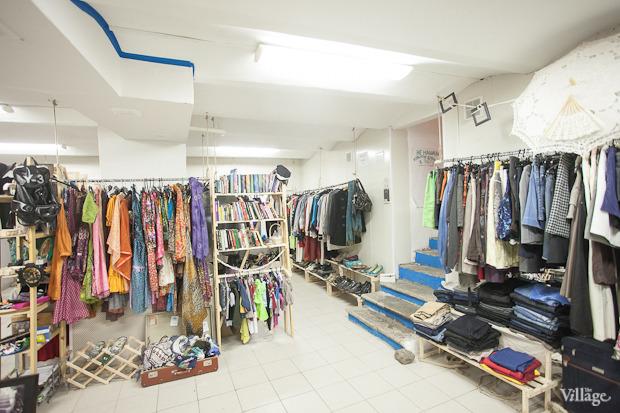 Гид по секонд-хендам и винтажным магазинам: 11 мест в Петербурге. Изображение №146.