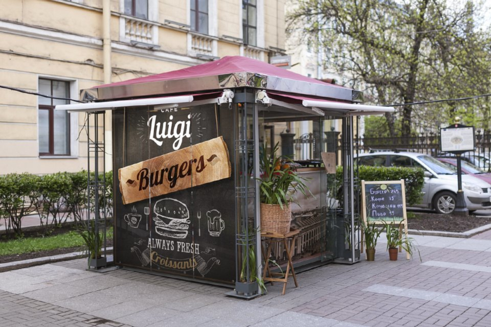 Кафе Luigi на Невском проспекте . Изображение № 2.