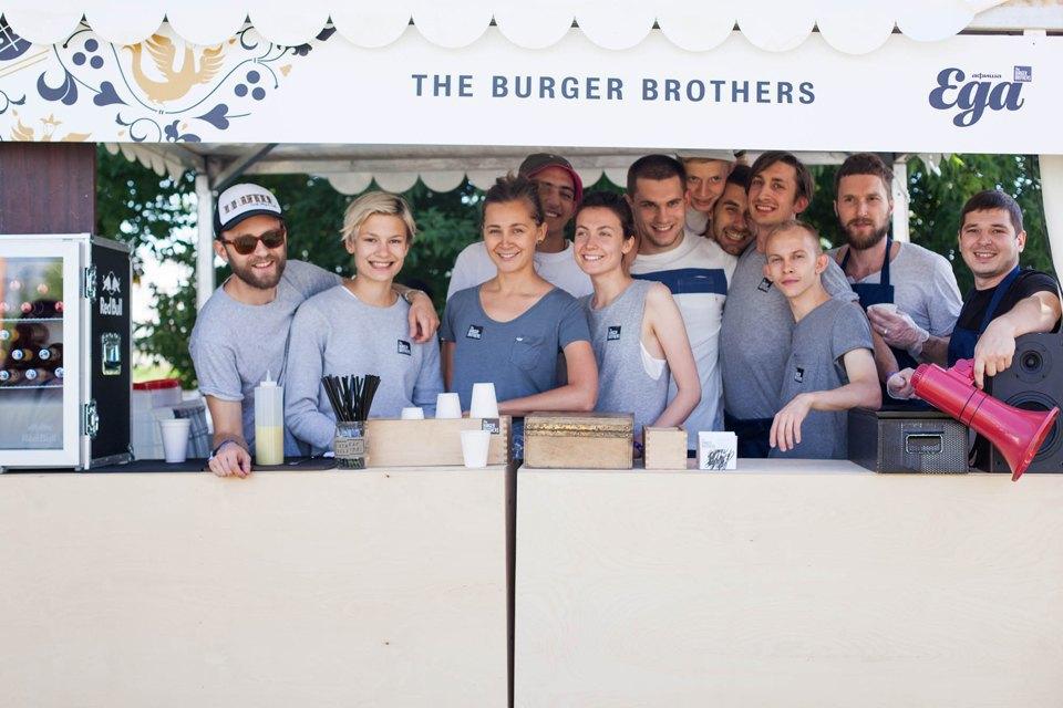 Команда The Burger Brothers. Изображение № 3.