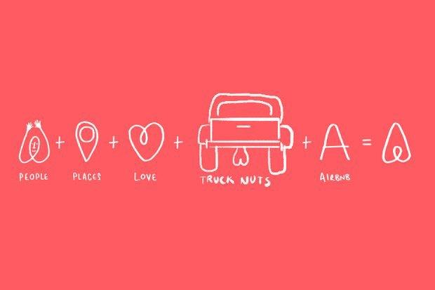Интимное место: Почему двусмысленный логотип Airbnb — это выгодно. Изображение № 10.