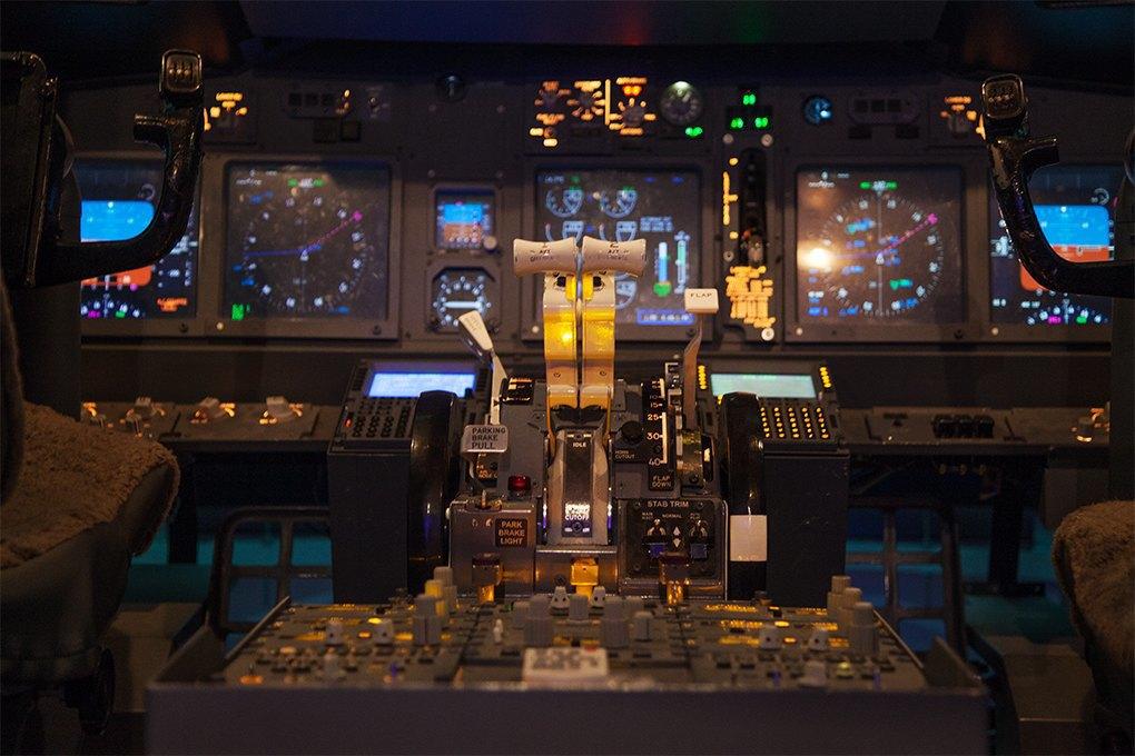 TFT.aero: Авиасимулятор для рекламы. Изображение № 5.